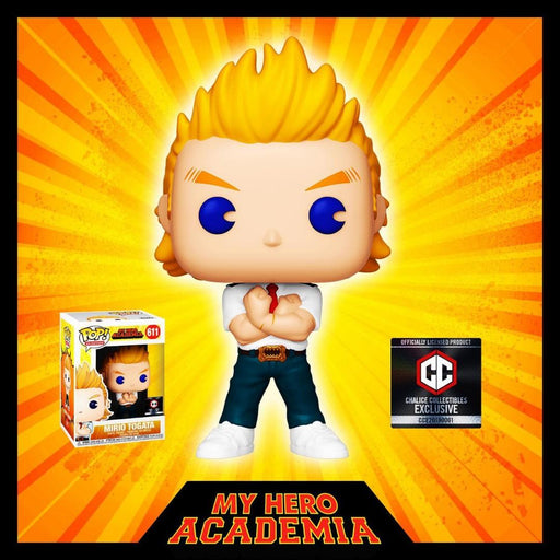 FUNKO POP! MY HERO ACADEMIA - MIRIO TOGATA CHALICE COLLECTIBLES EXCLUSIVE VINYL FIGURE