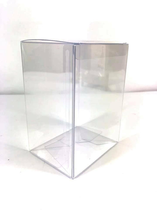 Display box, .5mm Soft Vinyl Protector for Vinyl Collectible Figures : Pop Protectors