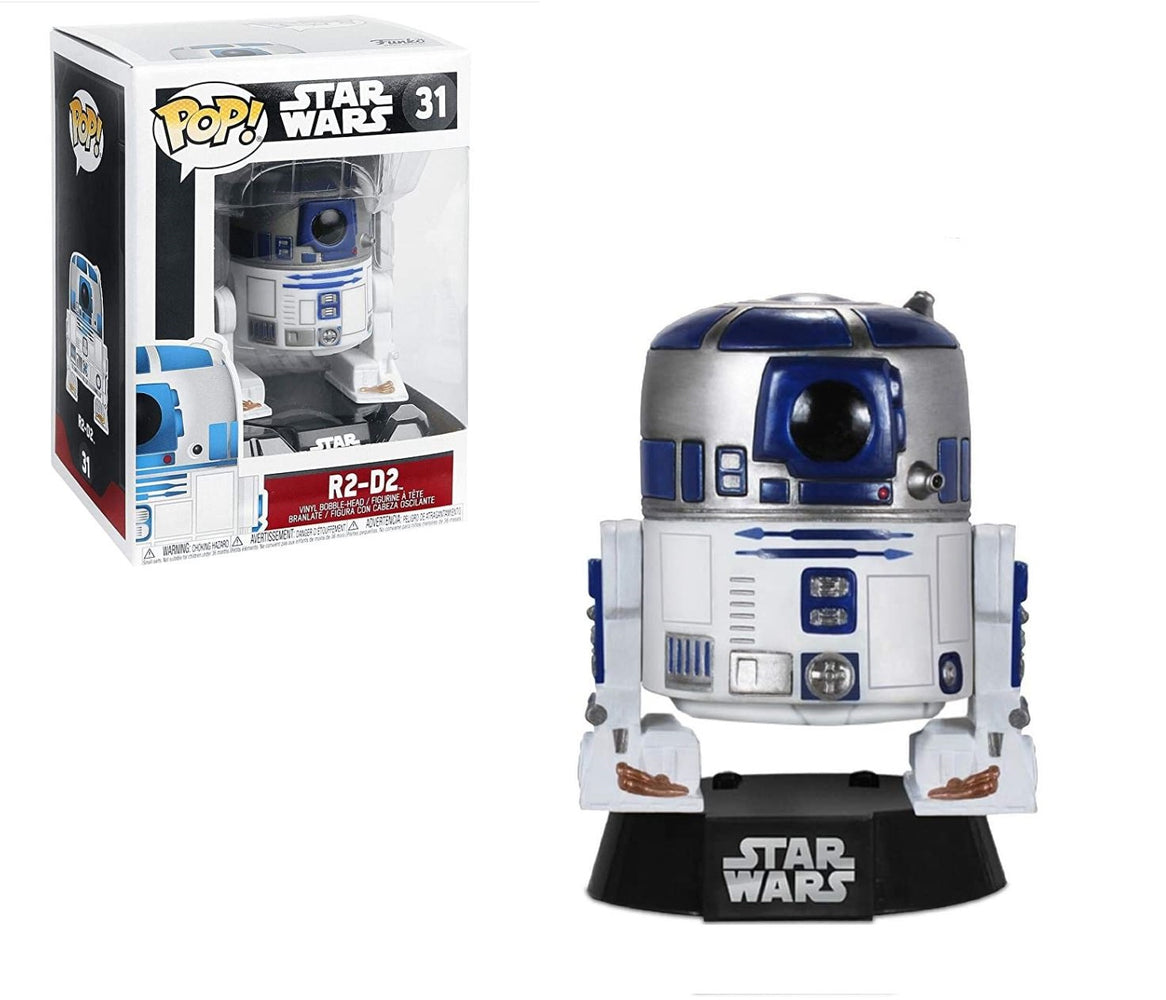 Funko Pop! - Star Wars - R2D2 Vinyl Figure #91