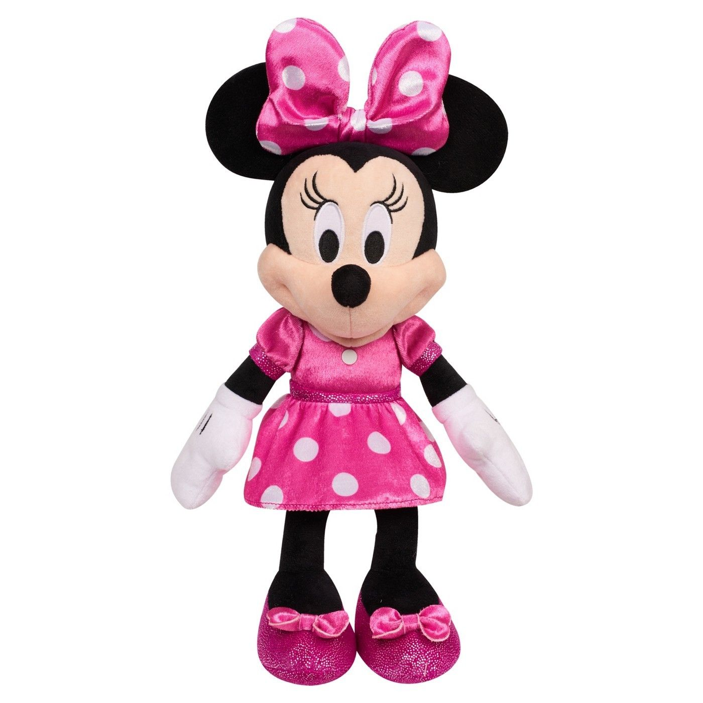 be104ae7f50 Disney Minnie Mouse Plush Doll Animal Stuffed Animal that Sings! – Beyond  Party Supplies   Toys