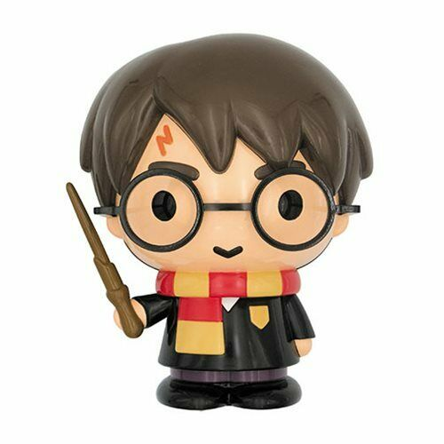 Harry Potter PVC Bust Bank 8""