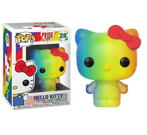 Funko Pop! Sanrio: Pride 2020 - Hello Kitty (RNBW) Rainbow