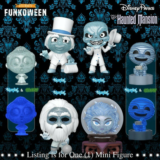 Funko Minis Mystery: Haunted Mansion Mystery Minis Figure - 6 packs