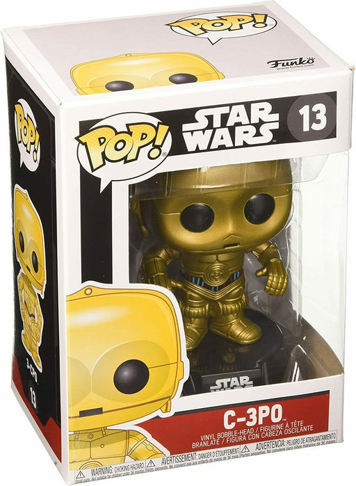 Funko Pop! Star Wars - C-3PO #13 Vinyl Figure