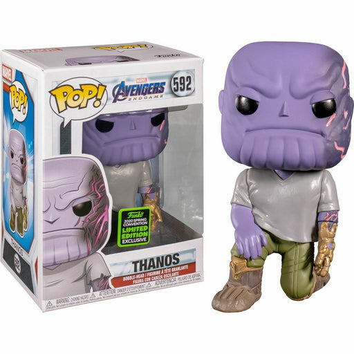 Funko Pop! Avengers Endgame - Thanos (ECCC) 2020 Spring Convention Exclusive #592