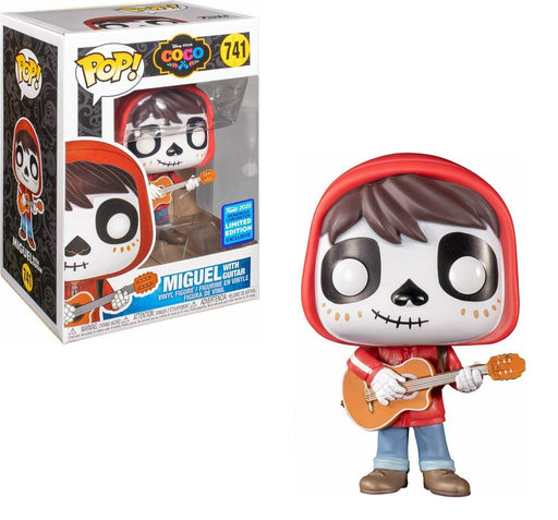 Funko Pop! COCO: Miguel (with guitar) 2020 Wondrous Convention Limited Edition Exclusive Vinyl Figure