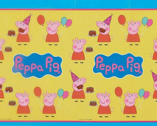"Peppa Pig Table Cover 54"" x 96"""