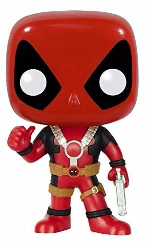Funko POP Marvel: Deadpool Thumbs Up Vinyl Figure #112