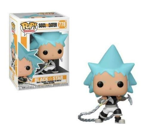 Funko POP! Animation - Soul Eater S2 Vinyl Figure - BLACK STAR #778