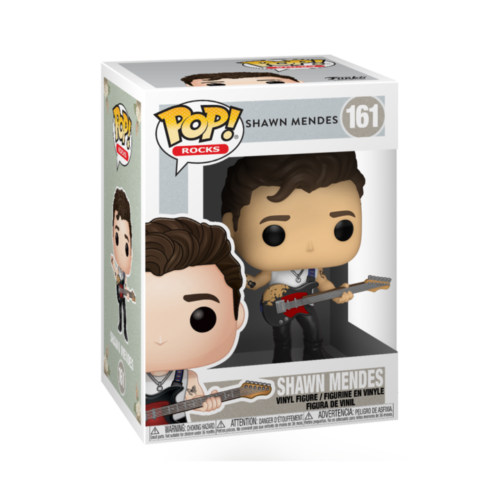 Funko Pop! Rocks - Shawn Mendes #161 Vinyl Figure