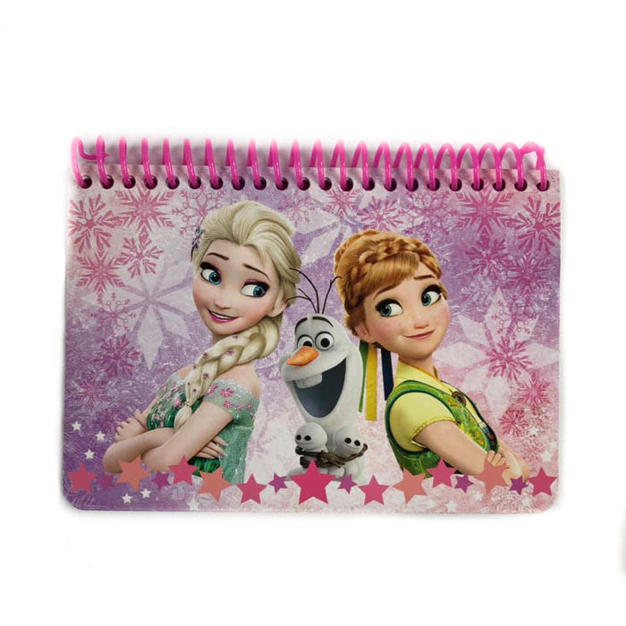 Disney Frozen Autograph Book (pink)