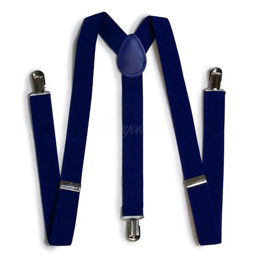 Royal Blue Suspender