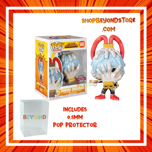 Funko Pop Animation : My Hero Academia Tomura Shigaraki #565 Special Edition Exclusive