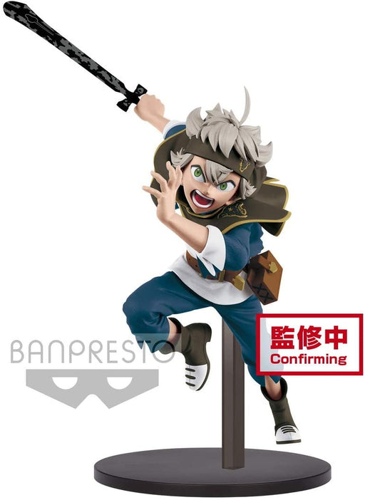 BANPRESTO: BLACK CLOVER - ASTA DXF FIGURE (VERSION A) Figure