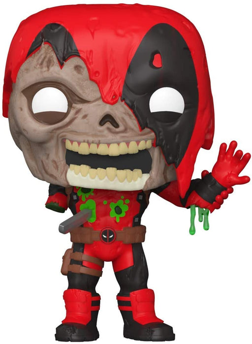 Funko POP! Marvel Zombies: Zombie Deadpool Vinyl Figure #661