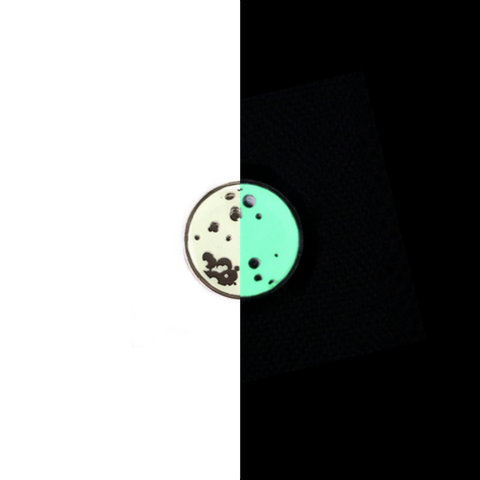 Moon Glow - Lapel Pin