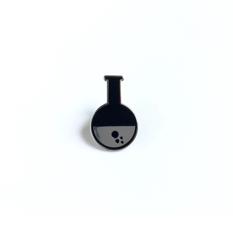 Round Bottom Flask - Lapel Pin