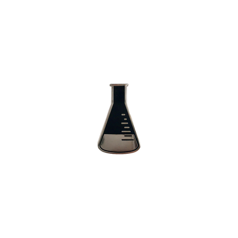 Erlenmeyer Flask - Lapel Pin