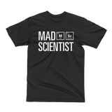 Mad Scientist T-Shirt - Dark