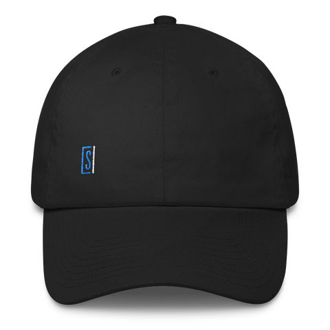 "Secularity ""S"" Icon - Strap Cap"