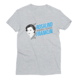 Rosalind Franklin - Heroine of Science Women's T-Shirt