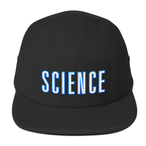 SCIENCE - Camper style cap