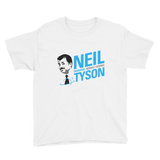 Neil deGrasse Tyson Youth T-Shirt