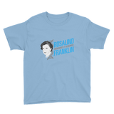 Rosalind Franklin - Heroine of Science Youth T-Shirt