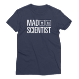 Mad Scientist Women's T-Shirt - Dark