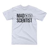 Mad Scientist T-Shirt - Light
