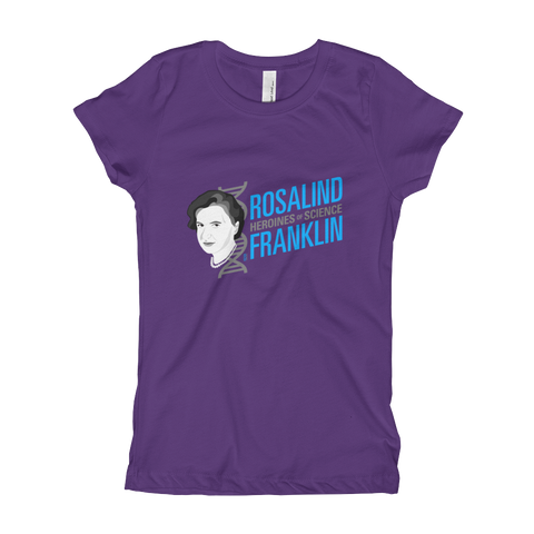 Rosalind Franklin Girl's T-Shirt