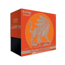 Sun and Moon Elite Trainer Box Solgaleo