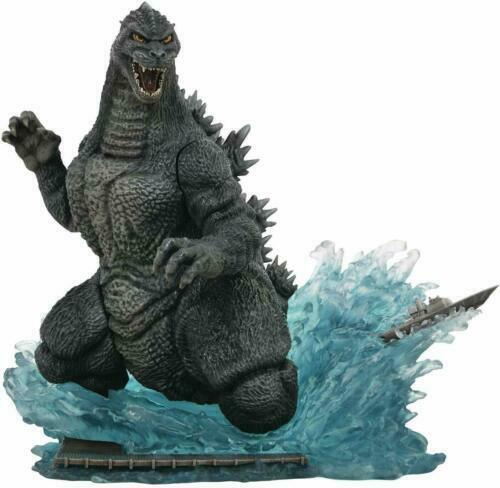 Diamond Select Godzilla 1991 Statue Deluxe PVC 10-Inch Gallery Figure