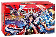 Force of Will TCG ULTIMATE PLAYER KIT 4 Booster Boxes Ancient Crimson Attoractia