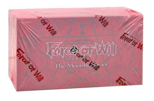 Force of Will Moonlit Savior Booster Box