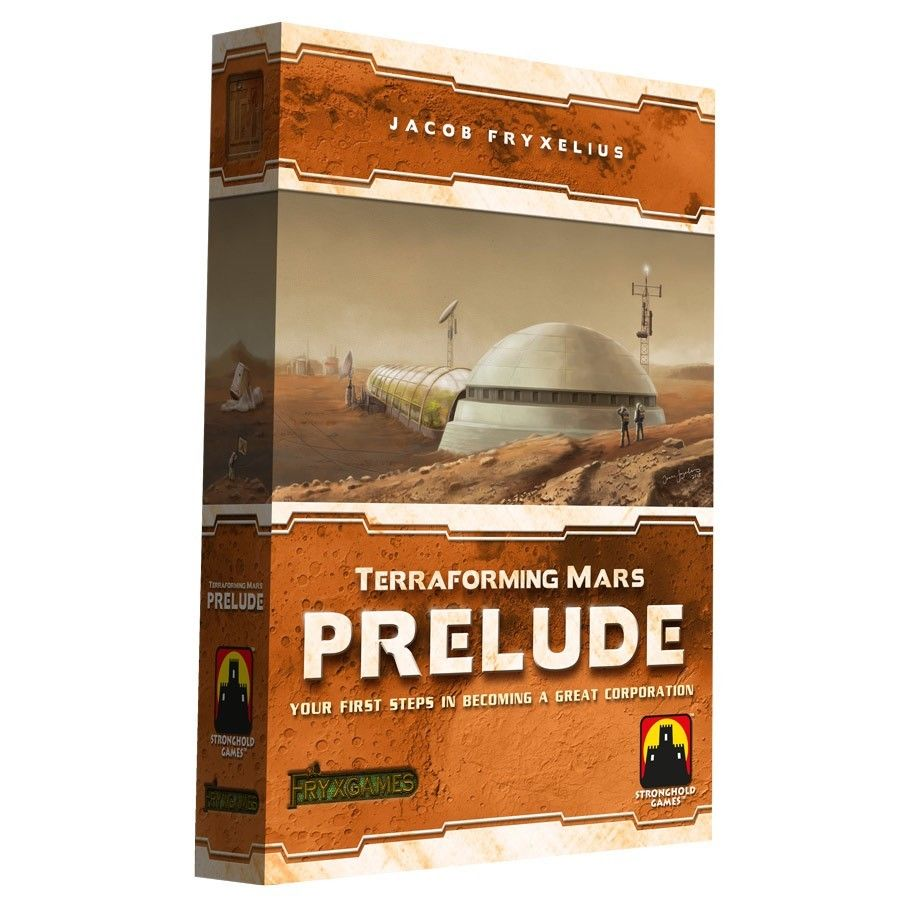 Terraforming Mars Prelude Board Game Expansion SG7202