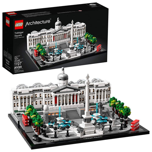 Lego Architecture Trafalagar Square Building Set