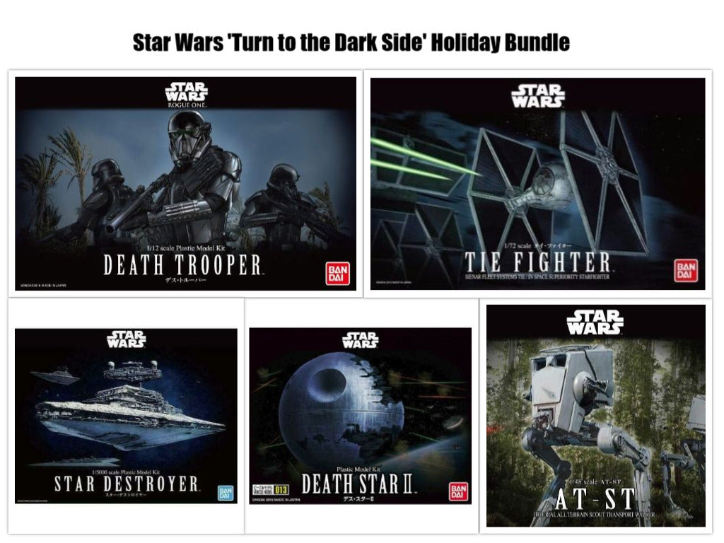 Star Wars 'Turn to the Dark Side' Holiday Bundle