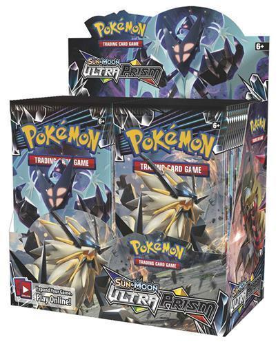 Pokemon Sun and Moon Ultra Prism Booster Box
