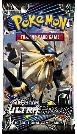 Pokemon TCG Sun & Moon Ultra Prism Booster Packs