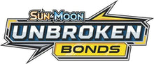 Pokemon TCG Unbroken Bonds Booster Box Sun & Moon Sealed