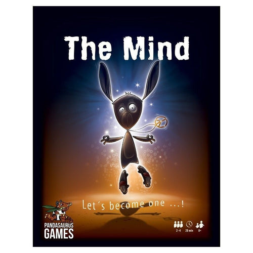 The Mind Card Game Board Game Pandasauras Games PSU201809