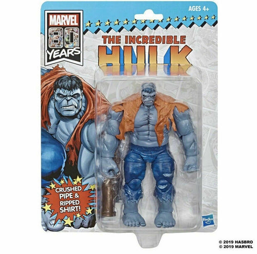 Marvel Legends Grey Hulk Action Figure 6