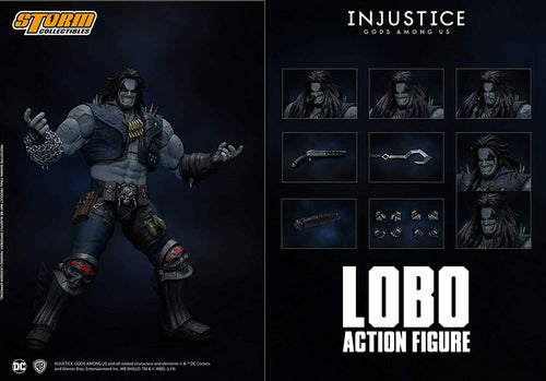 Storm Collectibles Lobo