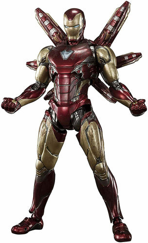 S.H. Figuarts Iron Man Mk 85 Final Battle Action Figure Bandai Tamashii Nations