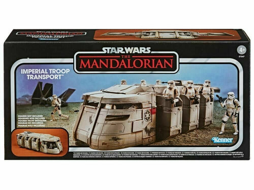 Star Wars The Vintage Collection The Mandalorian Imperial Troop Transport IN STOCK