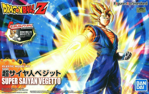Bandai Figure-Rise Dragonball Super Saiyan Vegetto Renewal Ver. Model Kit