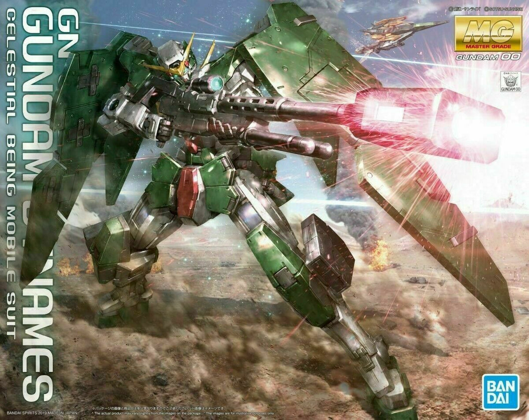 Bandai Gundam Dynames MG Model Kit 1/100 Scale GN-002 Gundam 00