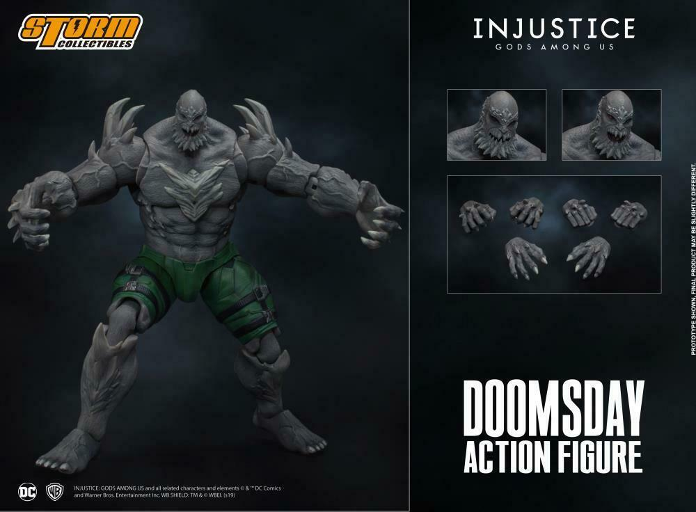 Storm Collectibles Doomsday