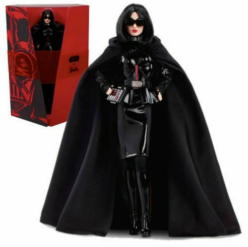 Darth Vader X Star Wars Barbie Doll Limited Edition Mattel